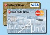 основная банковская карточка
