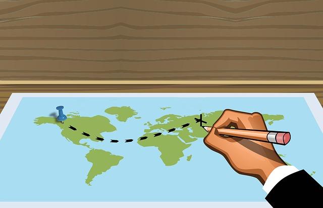 путешествие самостоятельно за границу