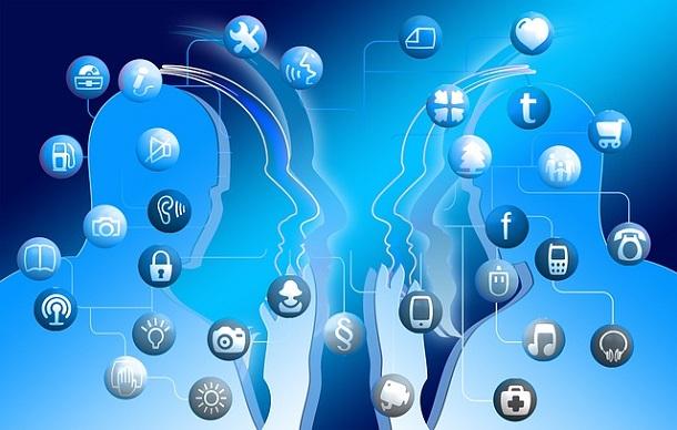 Общение в англоязычных социальных сетях