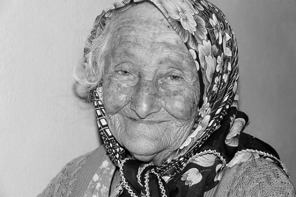 русские бабушки в деревне