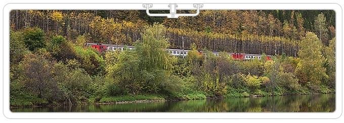 как пользоваться поездом в России