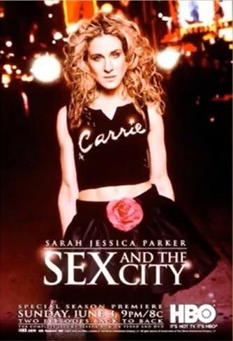 Ситком Секс в большом городе для изучения английского
