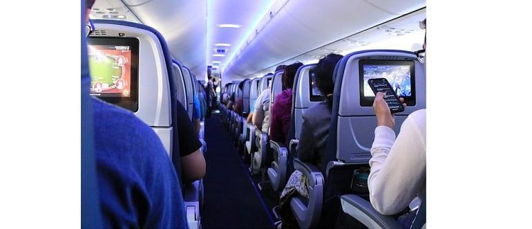От каких вещей отказаться в полёте